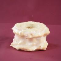 Baumkuchen 2-Ringer weiße Schokolade bis 550g