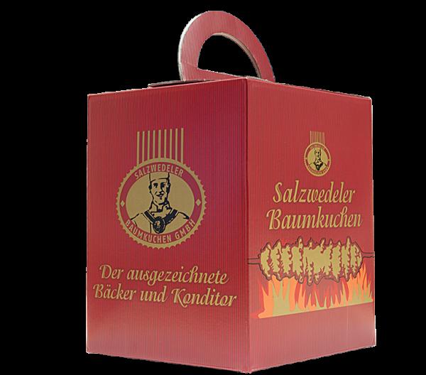 Schmuckkarton-Baumkuchen