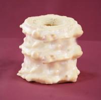 Baumkuchen 3-Ringer weiße Schokolade bis 1000g
